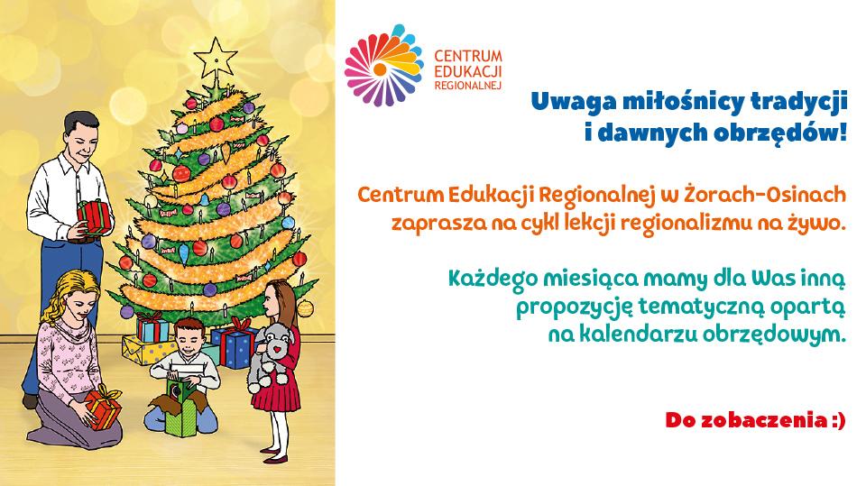 Zajęcia w Centrum Edukacji Regionalnej. Lekcje regionalizmu na żywo.